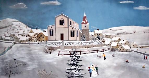 Weihnachtsgrüße aus dem Rathaus 2013
