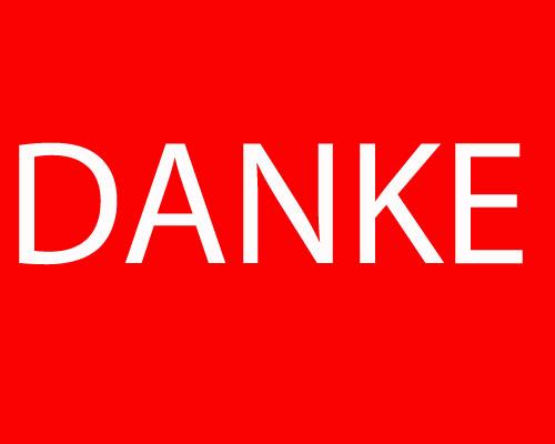 Freie Wähler Röttenbach bedanken sich für die Kommunalwahl 2014