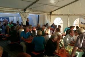 Ortsverband Röttenbach feierte sein Sommerfest 2016